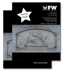 2012 Spring Break Tour: Fort Worth's Buried History