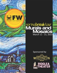 2013 Spring Break Tour: Murals and Mosaics