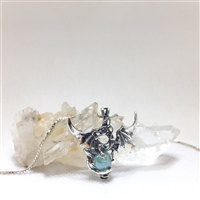 Warrior Dragon Necklace