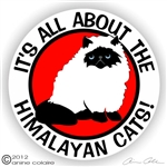 Himalayan Vinyl Decal