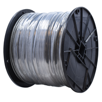 "3/16"" Clear Grounding Cable"