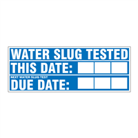 Slug Tested Decal
