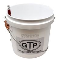Graduated Plastic Bucket