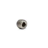 "1/4"" Plug for Gammon Gauge, aluminum"