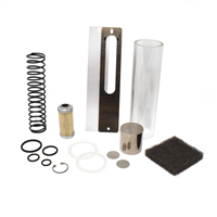 Gammon Gauge Rebuild Kit, 0-15 PSI