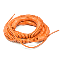Coiled Cable