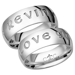 LoveNotes™ 8.5MM Band
