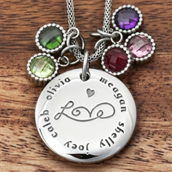 LifeNames Love Necklace
