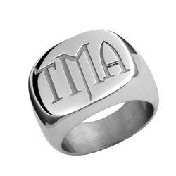 MyMonogram™ Twilight Signet Ring