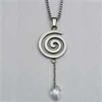 Naomi's Spiral Necklace