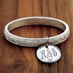 Olive Branch Vesta Bangle - Nouveau