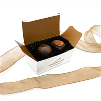 2 Piece Box of Truffles