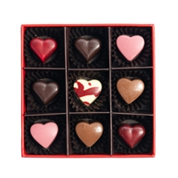 Valentine's Day Hearts Collection