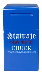 Tatuaje Skinny Chuck Box of 25