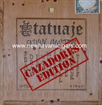Tatuaje Skinny Monsters CAZADORES EDITION Box of 10