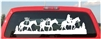 Pack Train Decal