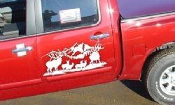 Alpine Affair Decal