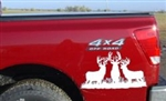 Bad Boyz Deer Decal