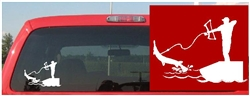 Bowfishing Decal