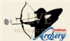 Mens Traditional Archery Decal