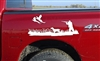 Pheasant Hunt Mural Decal