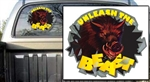 Unleashed Boar Decal