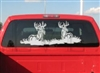 Beanfield Alert Deer Decal