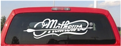 Mathews Arrow Decal