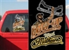 Bow Up With Mathews Archery Decal