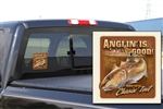 AIG Chasin' Tail Decal