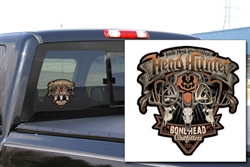 HH Triple Threat Decal