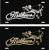Mathews Archery Mathews Bowman License Plate