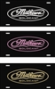 Mathews Archery Solocam License Plates