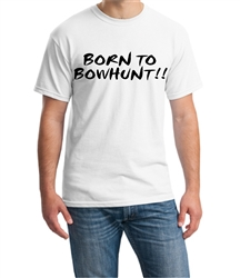 Born To Bowhunt