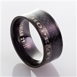 Hope and Future - Jeremiah 29:11 Men's Ring (Size 10)