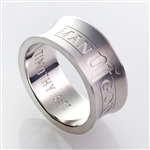 Man of God - 1 Timothy 6:11 Men's Ring (Size 12)