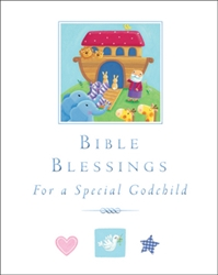 Bible Blessings for a Special Godchild