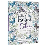 The Psalms in Color: Inspirational Adult Coloring Book