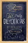 Teen to Teen: 365 Daily Devotions by Teen Guys for Teen Guys