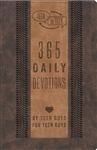 Teen to Teen Boys: 365 Daily Devotions by Teen Guys for Teen Guys