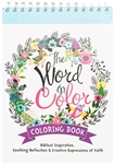 The Word in Color: Adult Coloring Book