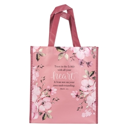 Trust In The Lord - Tote Bag