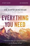 Everything You Need: 7 Essential Steps to A Life of Confidence in the Promises of God - Study Guide