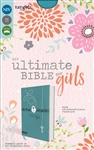 NIV Ultimate Bible for Girls, Faithgirlz Edition - Teal