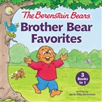 Brother Bear Favorites: 3 Books in 1