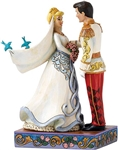 "Disney - ""Happily Ever After"" Cinderella & Prince Charming Figure"