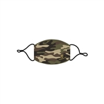 Armor of God Camouflage Kids Face Mask