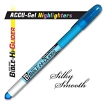Blue Accu-Gel Bible Highlighter