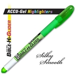 Green Accu-Gel Bible Highlighter