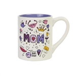 Mom Things Mug